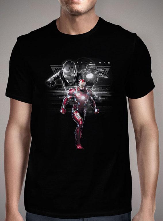 картинки футболка железный человека знаменитый прошлом спортсмен