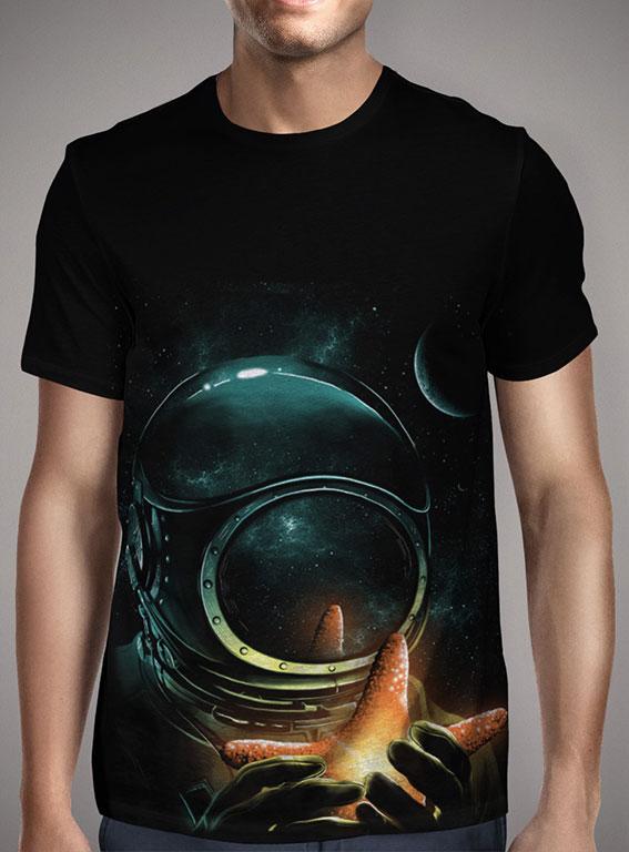 60dcded6eaa5b Мужская футболка The Other Star— продажа: цены, фото | Интернет ...