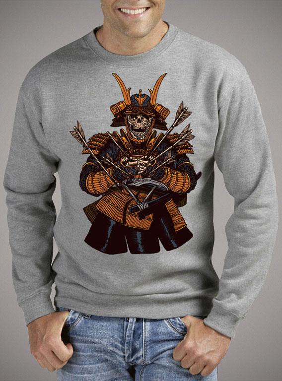 Мужской свитшот Dead Samurai — продажа  цены, фото   Интернет ... 239f738ef80