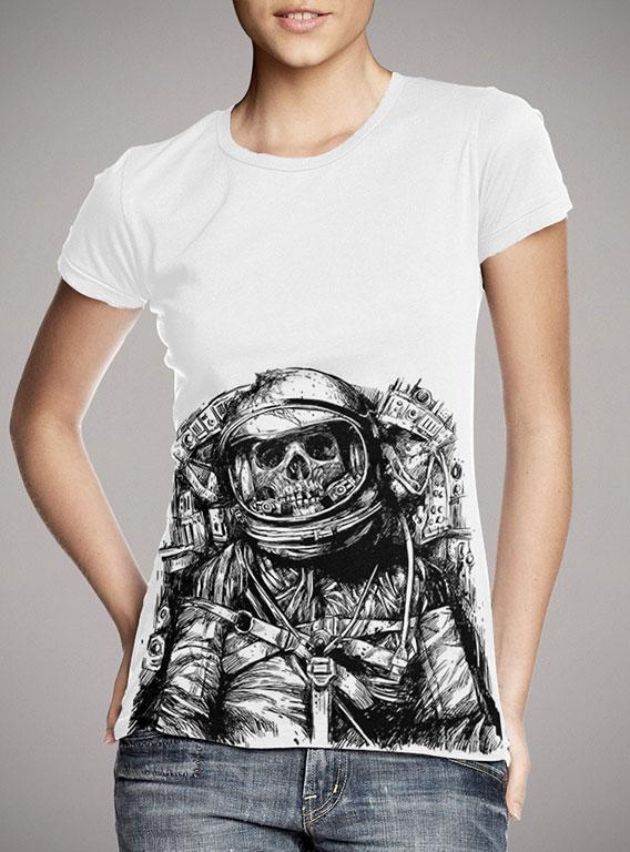 Женская футболка Dead Astronaut — продажа  цены, фото   Интернет ... 7f79cbc4d2e