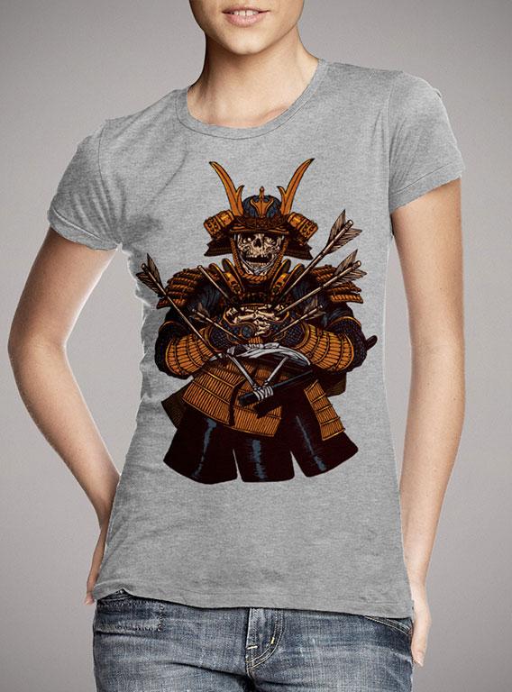 Женская футболка Dead Samurai — продажа  цены, фото   Интернет ... 5f5f5be7402