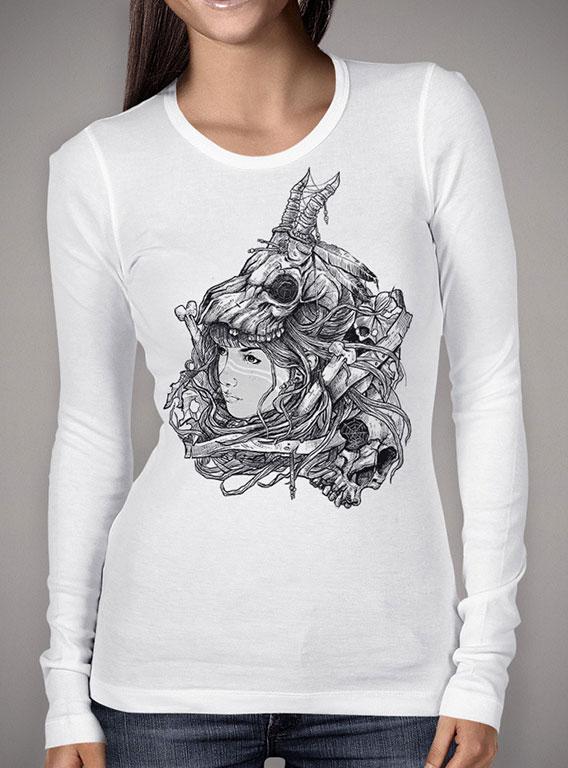 Женская футболка с длинным рукавом Tribe — продажа  цены, фото ... 2acb882cf40
