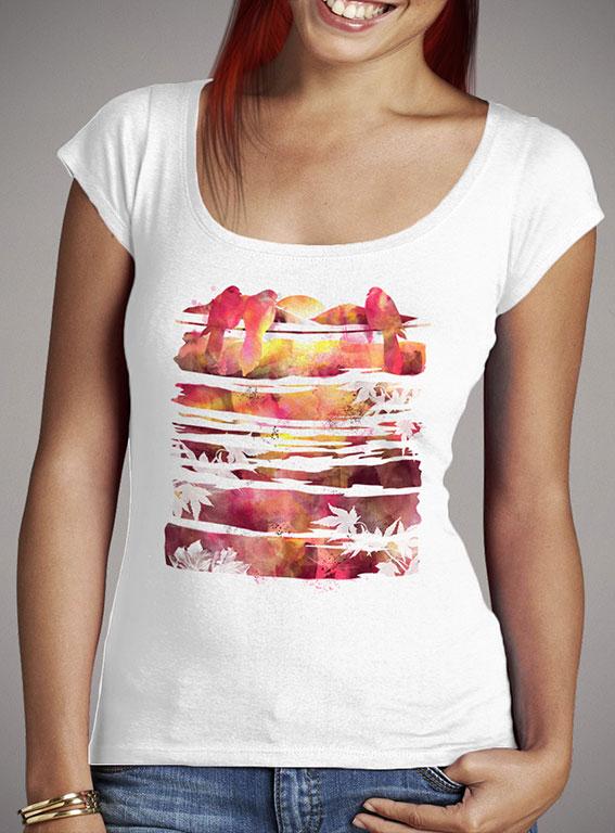 Образцы картинок для фотопечати на футболках