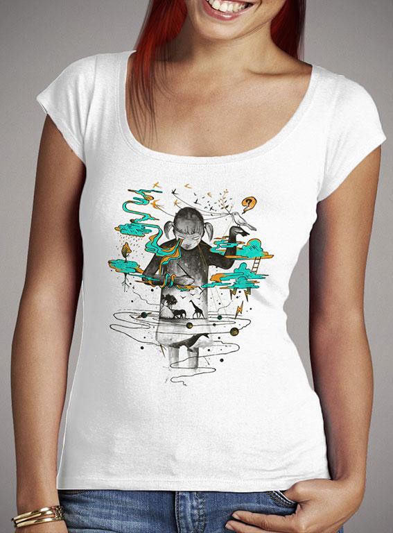 Печатания рисунков на футболке