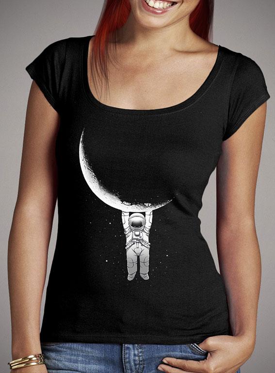 Женская футболка с глубоким вырезом Help — продажа  цены, фото ... 0be70d2ea97