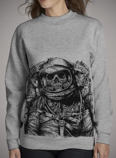 Женский свитшот Dead Astronaut — продажа  цены, фото   Интернет ... 3d28e8759b3