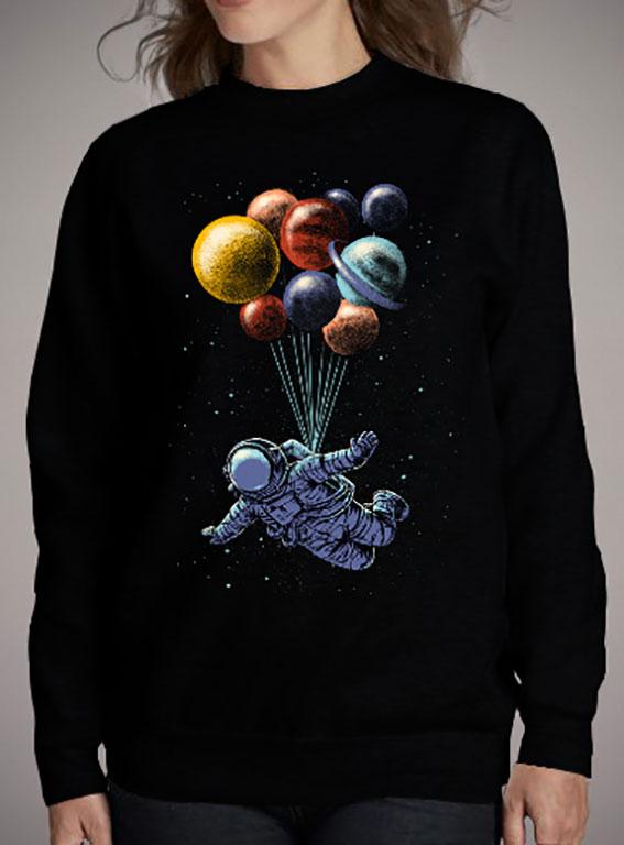 Женский свитшот Space Travel — продажа  цены, фото   Интернет ... 202303d3504