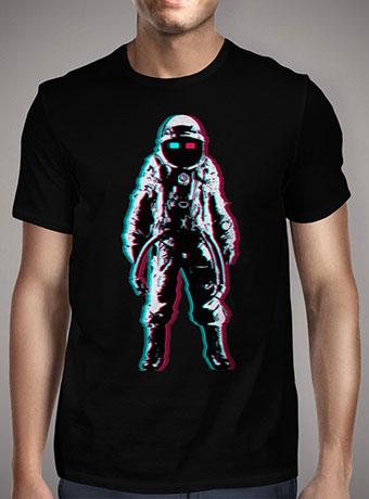 Мужская футболка Astro In 3d