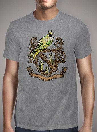 Мужская футболка Birds Crest