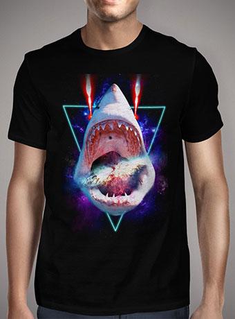 Мужская футболка Cosmic Shark