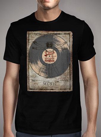 Мужская футболка De Vinci Vinyl