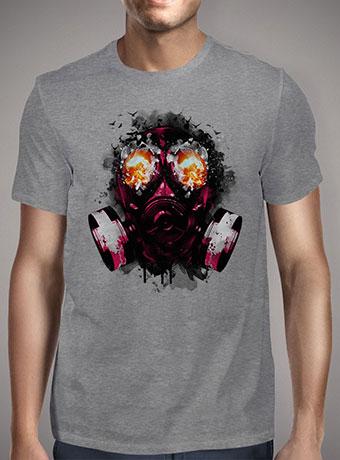 Мужская футболка Explode