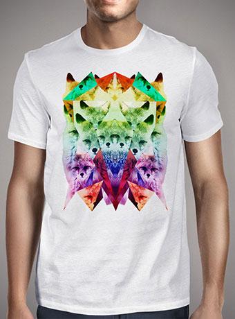 Мужская футболка Foxes