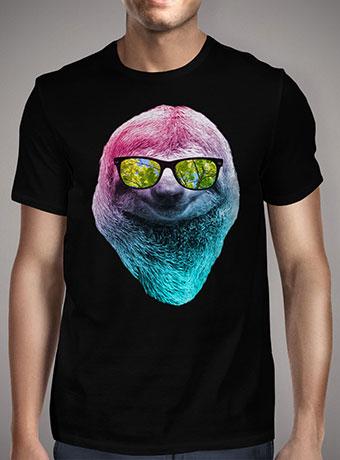 Мужская футболка Happy Sloth