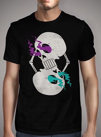 Мужская футболка Infinite Skull