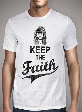 Мужская футболка Keep The Faith