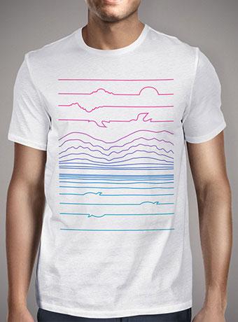 Мужская футболка Linescape