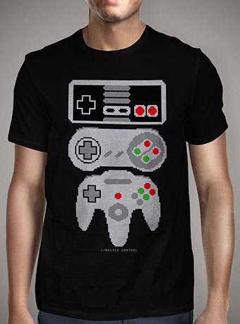 Мужская футболка Master Control