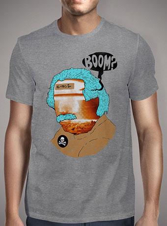 Мужская футболка Mr. Boom Man