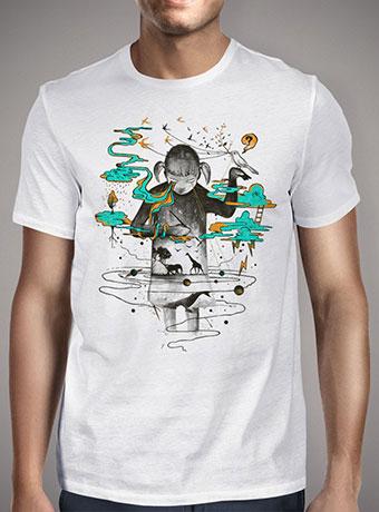 Мужская футболка Portrait