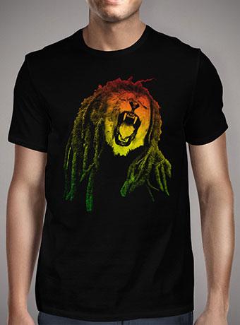 Мужская футболка Reggae Jungle