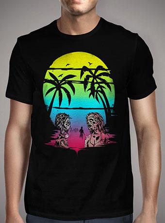 Мужская футболка Summer After The Plague