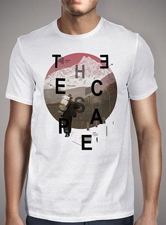 Мужская футболка The Escape