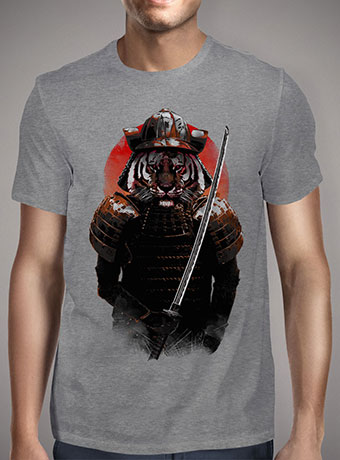 Мужская футболка The Furious Samurai