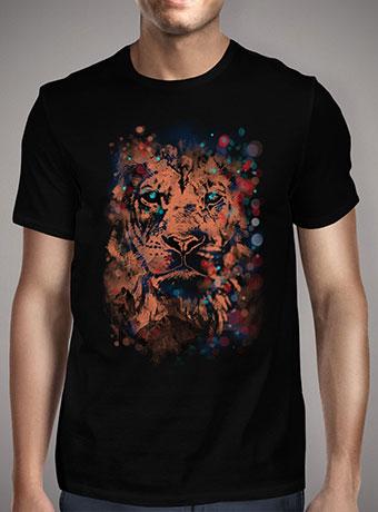 Мужская футболка The Lion Whisperer