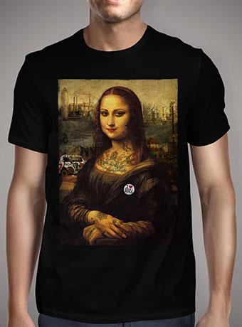Мужская футболка The Modern Mona