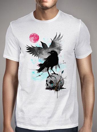 Мужская футболка The Red Moon