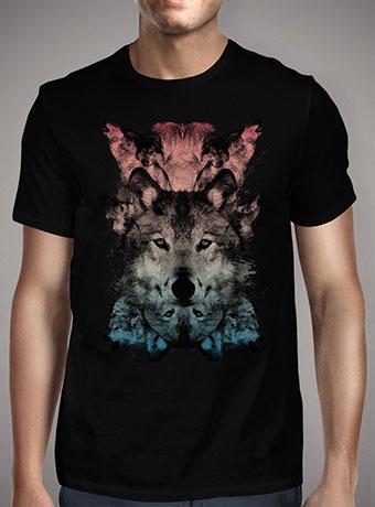 Мужская футболка The Wolf