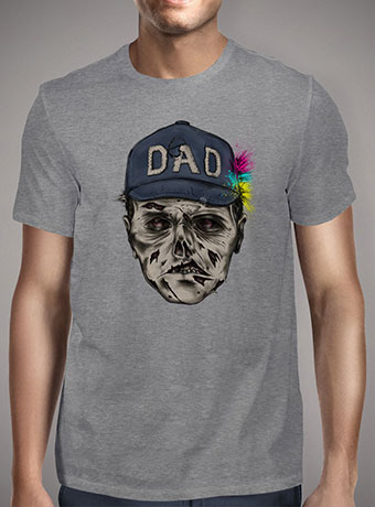 Мужская футболка Unfaded Colorful Memories