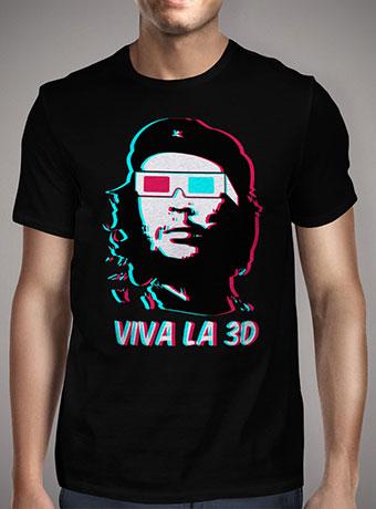 Мужская футболка Viva La 3d