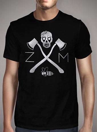 Мужская футболка Zombie