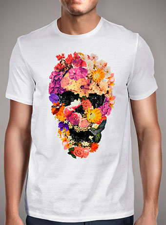 Мужская футболка Botaniskull
