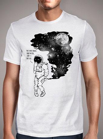 Мужская футболка De Composition Of Universe