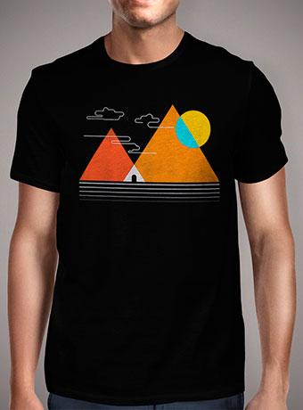 Мужская футболка Mountain View