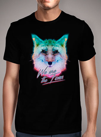 Мужская футболка We Are The Foxes V2