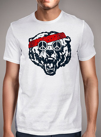 Мужская футболка Wild and Hippie
