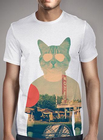 Мужская футболка Cool Cat