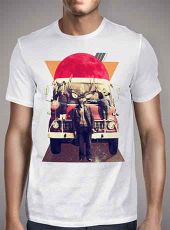 Мужская футболка El Camion