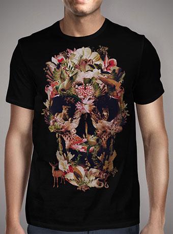 Мужская футболка Jungle Skull