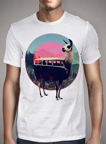 Мужская футболка Llama