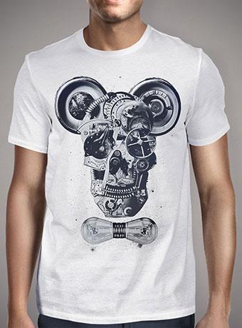 Мужская футболка Mechanics
