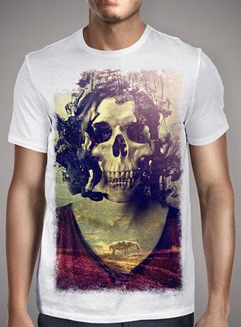 Мужская футболка Miss Skull
