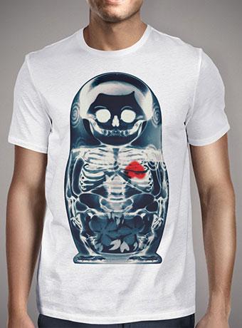 Мужская футболка Nesting Doll X-Ray