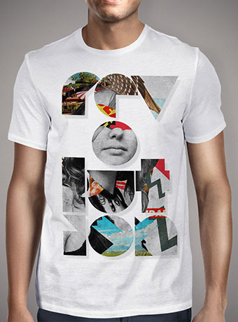 Мужская футболка Revolution