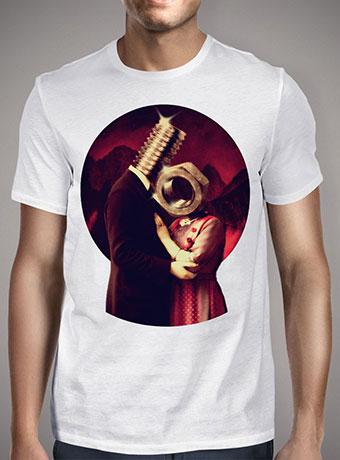 Мужская футболка Screw Love