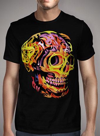 Мужская футболка Skull V